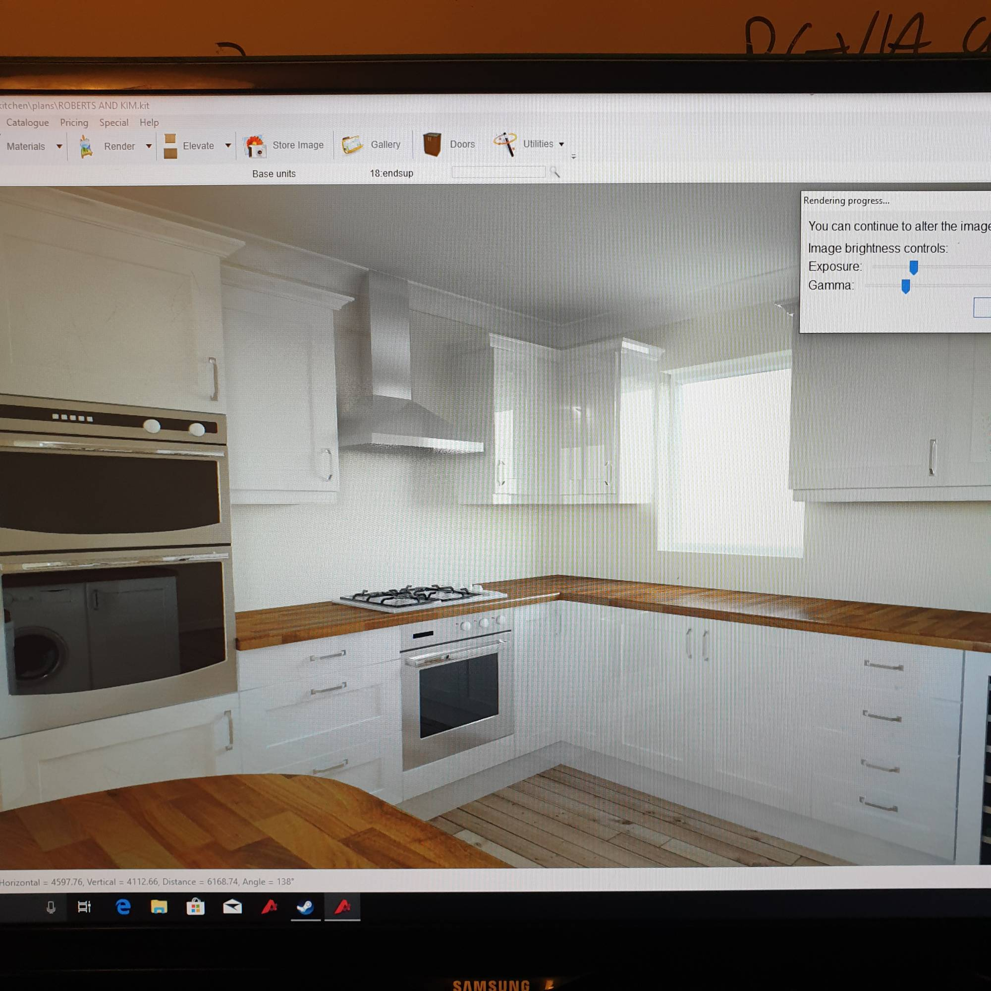 Kitchen Design Kent: CAD - Software Design